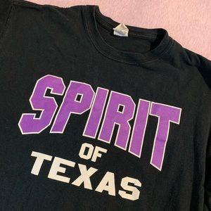Spirit of Texas tshirt